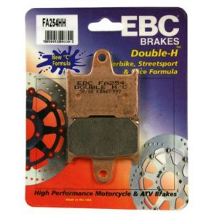 EBC FA 254 HH Rear Brake Pads for Kawasaki ZZR1400 2006 on