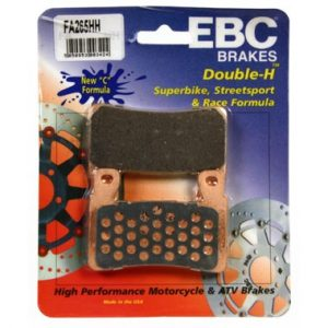EBC HH 2 pairs of Front Brake Pads for Honda VTR1000 SP2 2002 to 2007