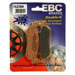 EBC FA275HH Rear Brake Pads Yamaha YZF R6 1999 to 2002