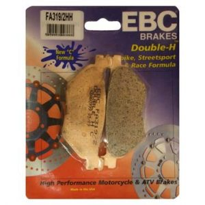 EBC FA319/2HH Rear Brake Pads Yamaha XVS950 A Midnight Star
