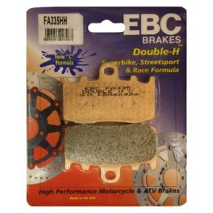EBC HH 2 pairs of Front Brake Pads for BMW HP2 Megamoto