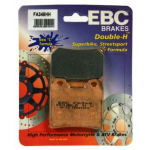 EBC FA348HH Rear Brake Pads Yamaha XJR1300 2001 on