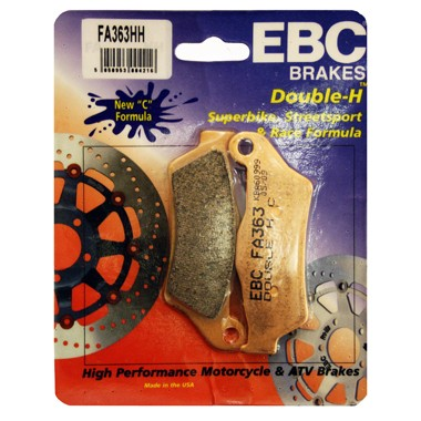 EBC HH Rear Brake Pads for BMW HP2 Megamoto '07-'09