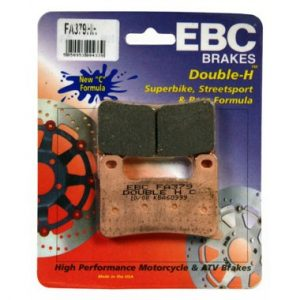 EBC HH 2 pairs of Front Brake Pads for Kawasaki ZX10R 2008 on