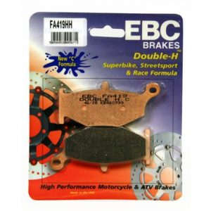 EBC FA419 HH Rear Brake Pads for Suzuki Hayabusa 2008 onwards