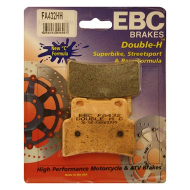 EBC HH 2 pairs of Front Brake Pads for Aprilia SL 750 Shiver/GT