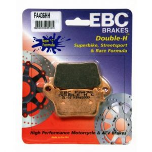 EBC HH Rear Brake Pads for Honda CBR1000 Fireblade 06 on