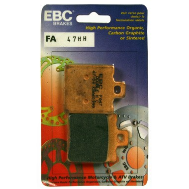 EBC FA47 HH Rear Brake Pads for Ducati 748R '01-'02