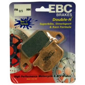 EBC HH 2 pairs of Front Brake Pads for Kawasaki GPZ600R 1985 to 1989