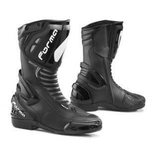 Forma Freccia Dry Motorcycle Racing Boots Black