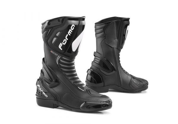 Forma Freccia Dry Motorcycle Racing Boots Black
