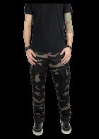 John Doe Kevlar Motorcycle Cargo Pants Camouflage Long Leg front view