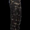 John Doe Kevlar Motorcycle Cargo Pants Camouflage Long Leg side view