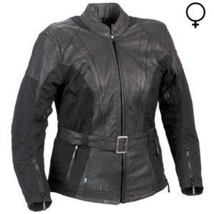 Jofama My Ladies Leather Motorcycle Jacket