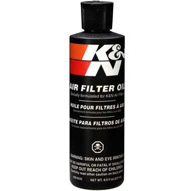 K&N Squeezy Air Filter Oil 250ml