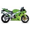 Kawasaki ZX-6R and ZX636 2002 to 2006 Motorcycles