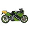 Kawasaki KR1S Motorcycles Spares and Accessories
