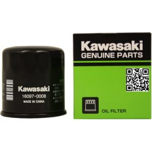 Kawasaki Genuine Motorcycle Oil Filter 16097 0008