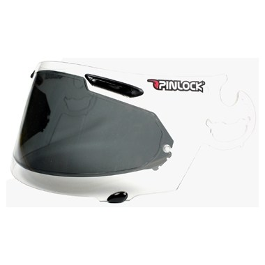 Pinlock Arai Pinned SAL Type Visor Insert Dark Smoke