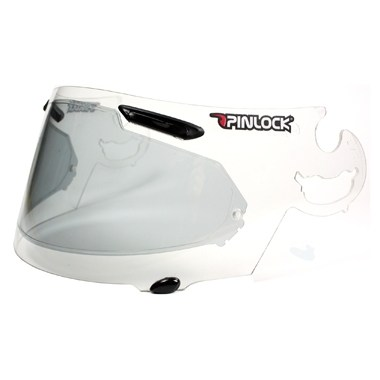 Pinlock Arai Pinned SAL Type Visor Insert Light Smoke