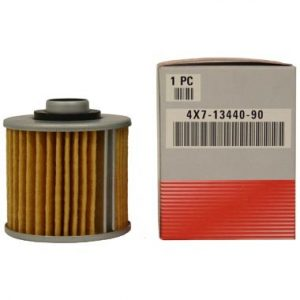 Yamaha Genuine Motorcycle Oil Filter 4X7-13440-90