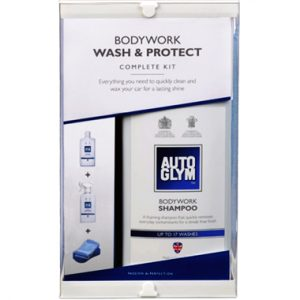 Autoglym Bodywork Wash and Protect Kit