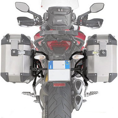 Givi PLR7406CAM Pannier Holders Ducati Multistrada 950 2017 on