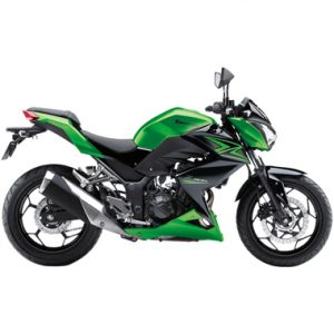 Kawasaki Z300 Motorcycles 2015 Models Onwards