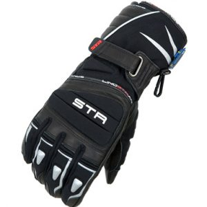 Lindstrands Ajax Motorcycle Gloves Black
