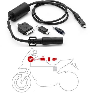 Givi S112 12 Volt Power Connection