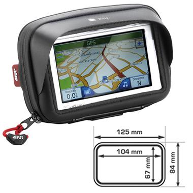 Givi S952B universal Sat Nav GPS Smart Phone Holder