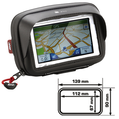 Givi S953B Universal Sat Nav GPS Smart Phone Holder