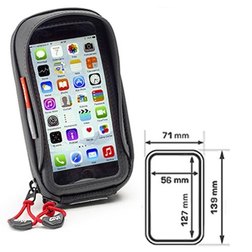 Givi S956B Universal SAT NAV GPS Smart Phone Holder