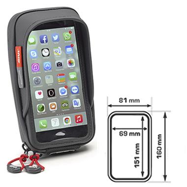 Givi S957B Universal SAT NAV GPS Smart Phone Holder