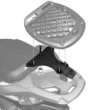 Givi SR1143 Monolock Carrier Plate Honda SH300i 2015 on
