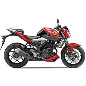 Yamaha MT03 321