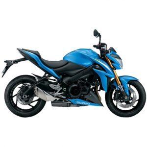 Suzuki GSXS1000 and GSXS1000F Motorcycles