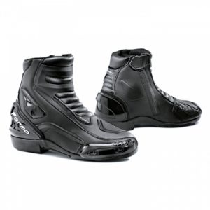 Forma Axel Motorcycle Sports Touring Boots Black