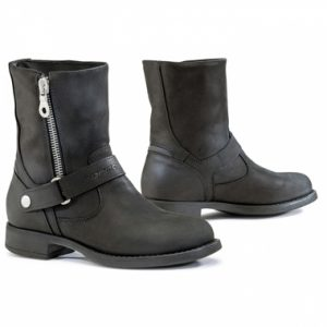 Forma Ladies Eva Waterproof Motorcycle Boots Black