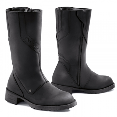Forma Ladies Harmony Waterproof Motorcycle Touring Boots Black