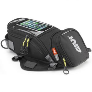 Givi EA106B Mini Magnetic Motorcycle Tank Bag 6 Litre