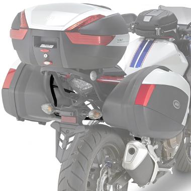 Givi PLX1152 V35 V37 Pannier Holders Honda CB500F 2016 to 2018