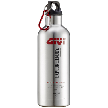 Givi STF500S Stainless Steel Thermal Flask 500ml