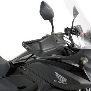 Givi HP1111 Motorcycle Handguards Honda NC700 X 2012 to 2013
