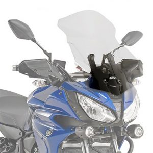Givi D2130ST Touring Screen Yamaha MT07 Tracer 2016 on Clear