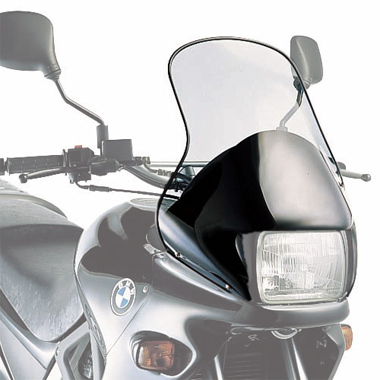 Givi D230S Motorcycle Screen BMW F650 1994 to 1996 Smoke
