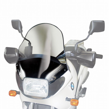 Givi D232S Motorcycle Screen BMW F650 ST 1997 to 1999 Light Smoke