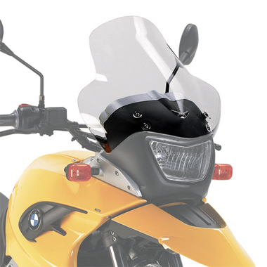 Givi D331ST Motorcycle Screen BMW F650 GS 2004 to 2007 Clear