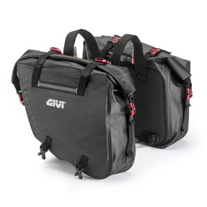 Givi GRT708 Motorcycle Side Bags 15+15 Litre