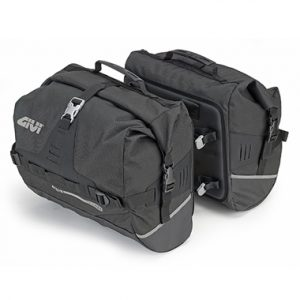 Givi UT808 Motorcycle Side Bags 25+25 Litre